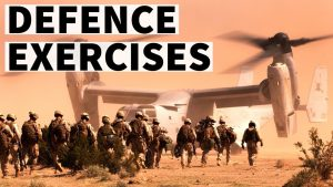 Exercises for Defence Aspirants