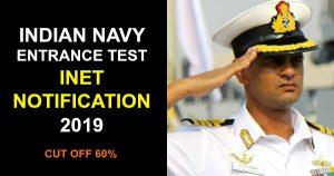 Indian Naval Entrance Test-INET