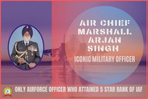 First Air Chief Marshal Of Indian Airforce
