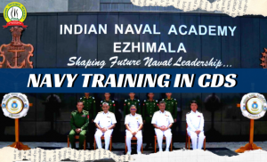 Navy Training in CDS