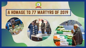 Trishul Defence Academy Salutes Martyrdom of Indian Martyrs of 2019