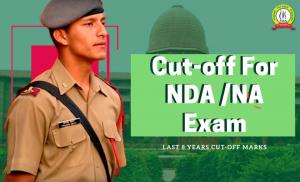 Cut-Off Marks For NDA Examination