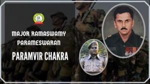 Major Ramaswamy Parameswaran