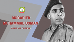 BrigadierMohammad Usman- Symbol of inclusive secularism