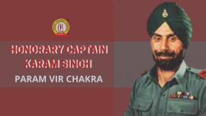 Honorary Captain Karam Singh