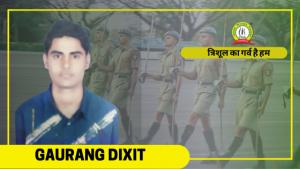 Gaurang Dixit – NDA Selection