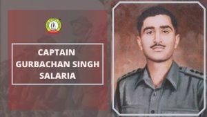 The Hero Who Fought Another Man's Battle-  Captain Gurbachan Singh Salaria