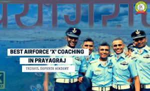 Air Force X GROUP Coaching in Prayagraj