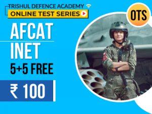 Online Test Series for AFCAT