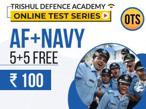 Online Test Series for Indian Air Force X & Y Group