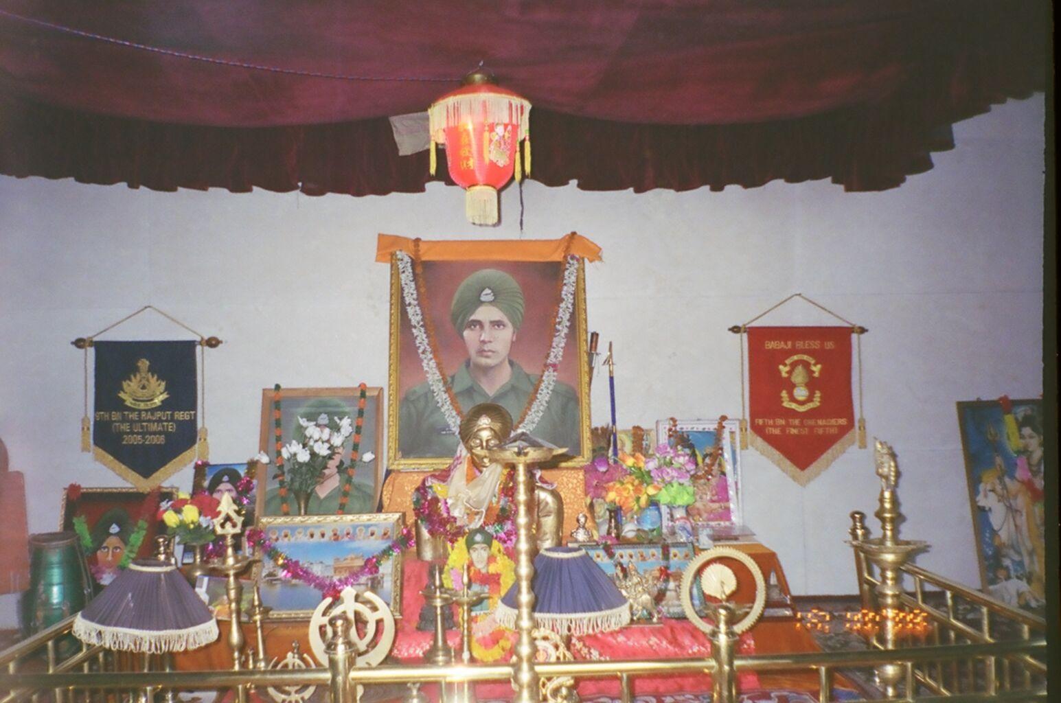 Story Of Baba Harbhajan Singh- The War God Of Sikkim