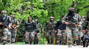 Two soldiers martyred in terrorist attack on Army patrolling team near Srinagar