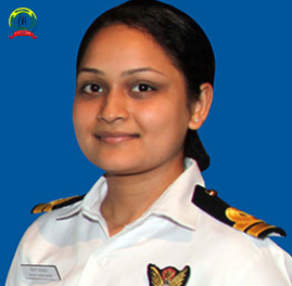 Lt. Kiran Shekhawat – First Indian Navy Woman Officer To Achieve Martyrdom On Duty Line