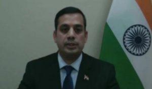 India again counters Pakistan on Terrorism