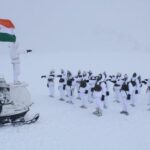 Indian Army Personnel Siachen