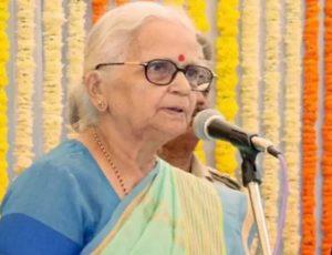Former Goa Govenor Mridula Sinha Passes Away