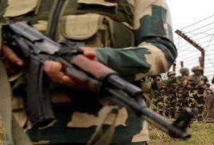 Pakistani Intruder Killed In Samba By Indian Army