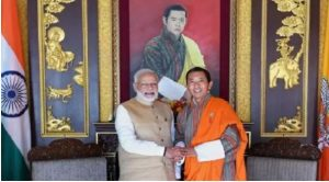 PM Modi and Prime Minister of Bhutan launch second edition of RuPay Card