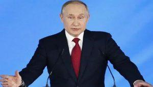 Russia President Vladimir Putin May Resign In 2021