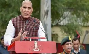 Situation in control over LAC, Chinese army did not enter Indian territory: Rajnath Singh