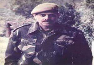 Indo-Pak War Veteran Retired Major General RN Chibber Dies