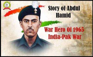 Story of Abdul Hamid – War Hero Of 1965 India-Pak War