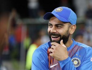 Virat Kohli Named ICC Cricketer Of The Decade