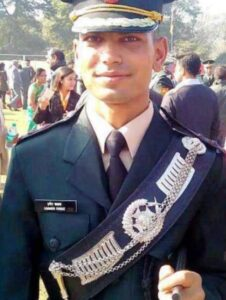Martytr Lt. Umar Fayaz Rajputana Rifle Regiment Trophy Award Announced By Army