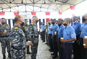 Indian Navy Introduces Camouflage Uniform For First Time