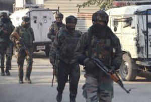 Possibility of some more terrorists in the mountains of Pir Panjal, operation continues