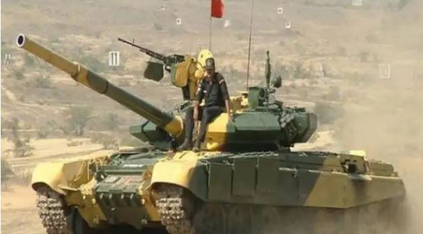 Army tanks night vision lenses