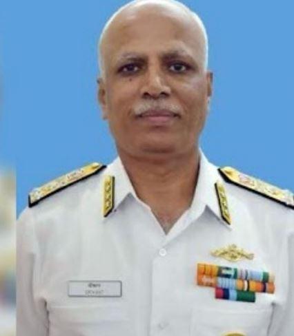 Vice Admiral Srikanth