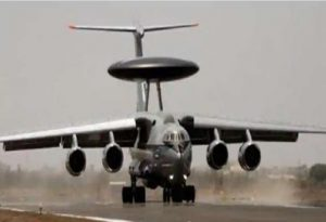 Air force will get 360 degree surveillance capability on Chinese border