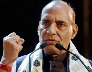 India will not compromise on the country's self-respect and security : Rajnath Singh