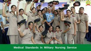 Medical Standards In MNS
