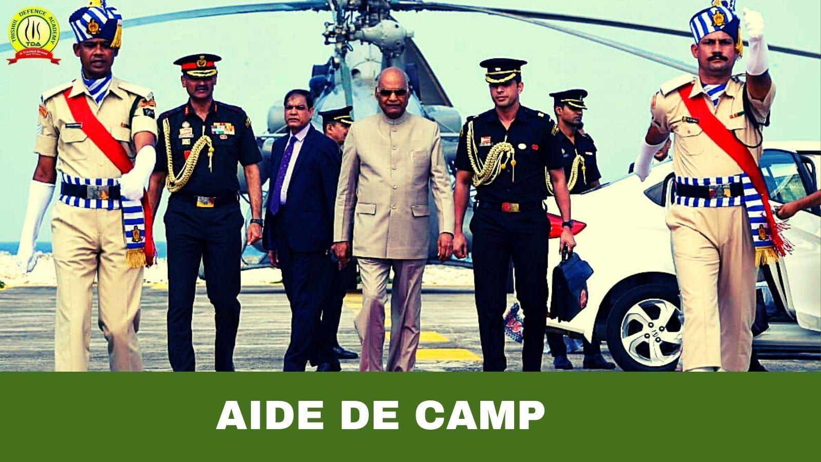 Aide-De-Camp