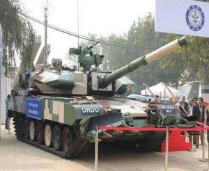 Army and DRDO tested battle tank Arjun Mark-1A