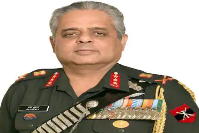 Lieutenant General Raj Shukla conferred with Param Vishisht Seva Medal Award