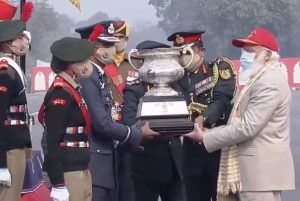 NCC Rally 2021 : Unity and discipline seen in NCC parade, Prime Minister Narendra Modi praises