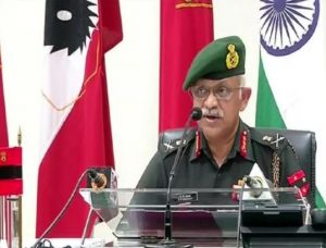 6,000 health workers in army got vaccinated: Lt Gen CP Mohanty