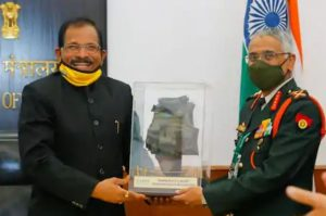 Indian Army gets 1 lakh 'Make in India' bullet proof jackets
