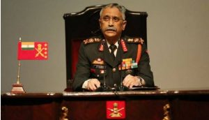 """MM Narwane On Ladakh Crisis- """"Talk Is On, Situation Remains The Same"""""""