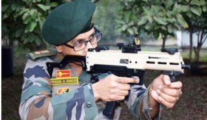DRDO Develops India's First Swadeshi Machine Pistol ASMI