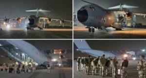 India-France Begins Desert Knight-21 Air Excercise In Rajasthan
