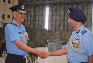 Tezpur airbase ready to respond to any enemy challenge on eastern borders: Dharmendra Singh Dangi