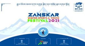 Khelo India Zanskar Winter Sports Festival begins for the first time in Ladakh