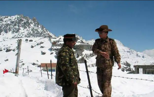 Indian army foiled Chinese