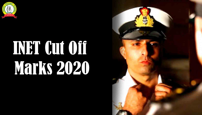 INET Cut Off Marks 2020