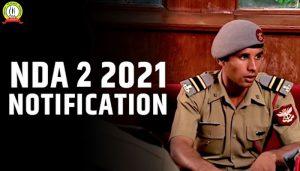 NDA 2 2021 Notification
