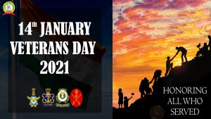 Why Do We Celebrate Army Veterans Day ?